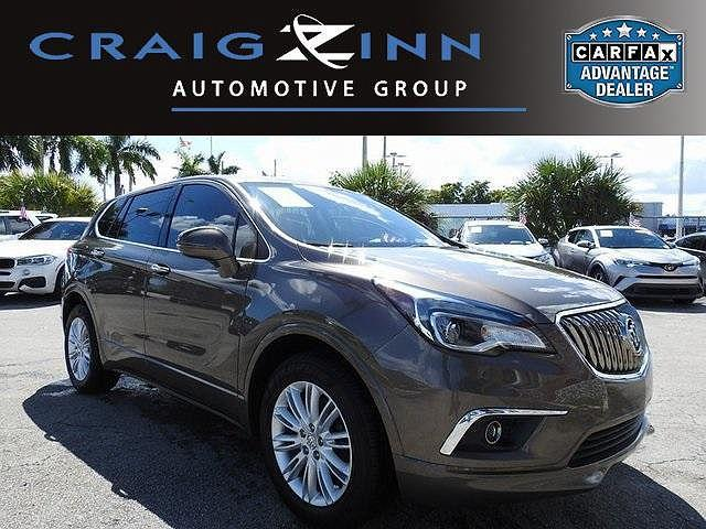 2018 Buick Envision Preferred for sale in Hollywood, FL