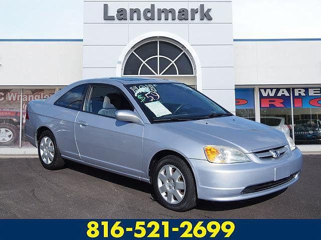 2002 Honda Civic EX for sale in Independence, MO