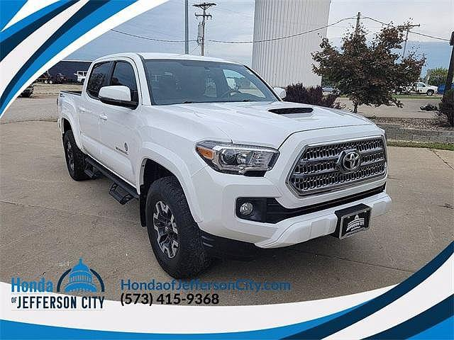 2017 Toyota Tacoma TRD Off Road for sale in Jefferson City, MO