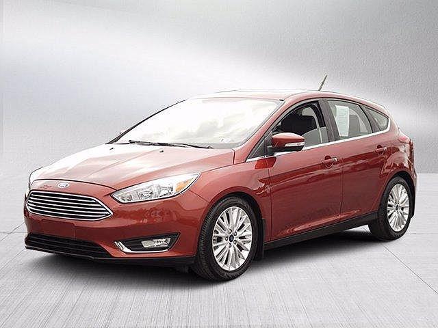 2018 Ford Focus Titanium for sale in Waynesboro, PA