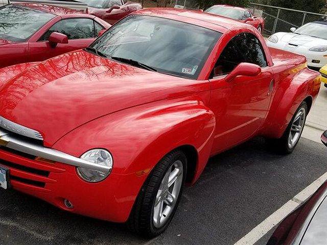2003 Chevrolet SSR LS for sale in Manassas, VA