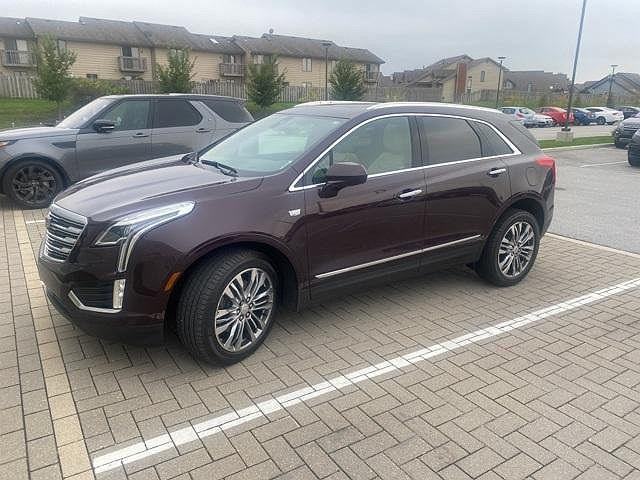 2018 Cadillac XT5 Premium Luxury AWD for sale in Crown Point, IN