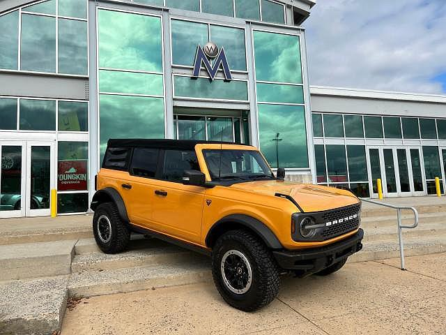 2021 Ford Bronco Base for sale in Chantilly, VA