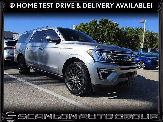 2020 Ford Expedition Max Limited for sale in Fort Myers, FL