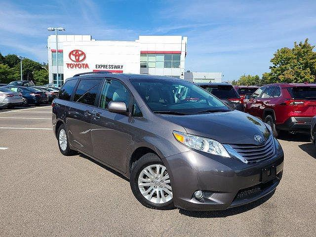 2017 Toyota Sienna XLE for sale in Boston, MA