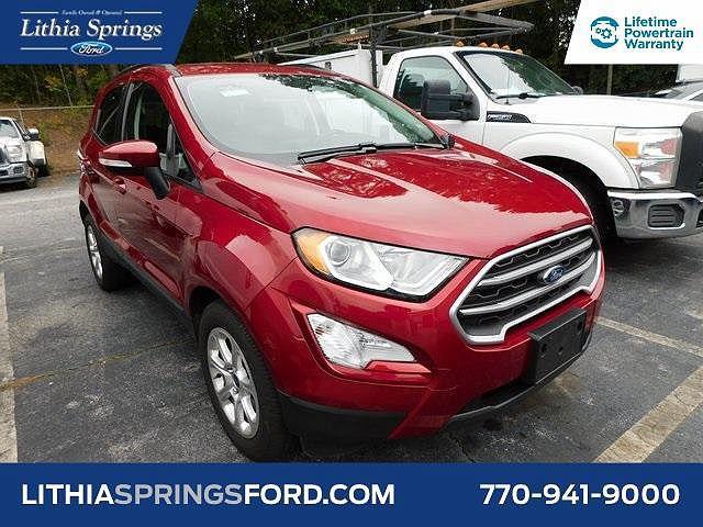 2019 Ford EcoSport SE for sale in Lithia Springs, GA