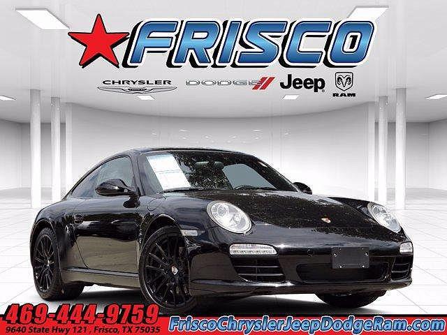 2009 Porsche 911 Carrera for sale in Frisco, TX