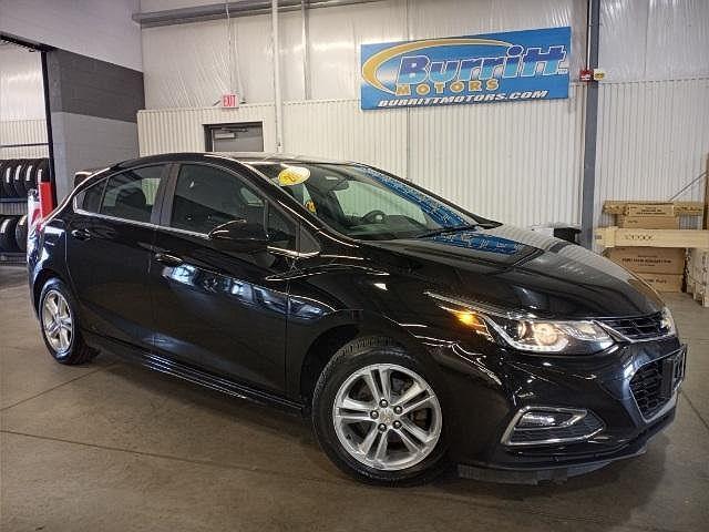 2017 Chevrolet Cruze LT for sale in Oswego, NY