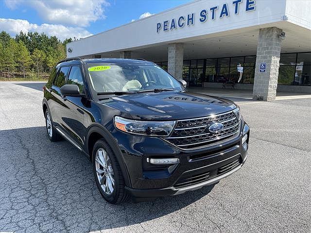 2020 Ford Explorer XLT for sale in Cedartown, GA