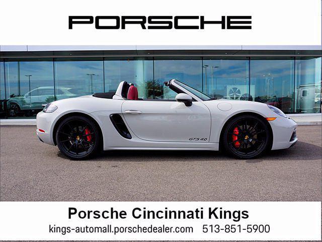 2022 Porsche 718 Boxster GTS 4.0 for sale in Cincinnati, OH