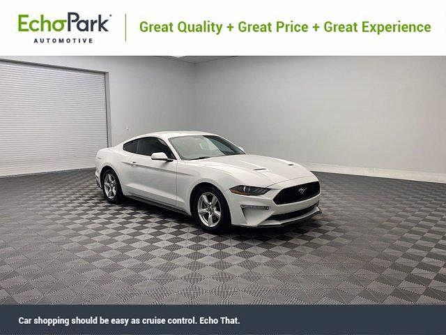 2018 Ford Mustang EcoBoost for sale in Cicero, NY