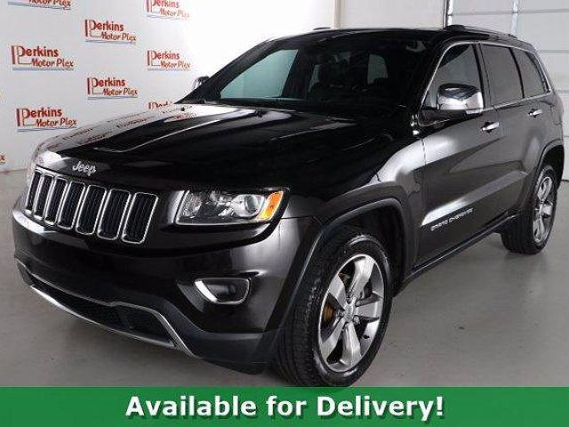2014 Jeep Grand Cherokee Limited for sale in Saint Charles, MO