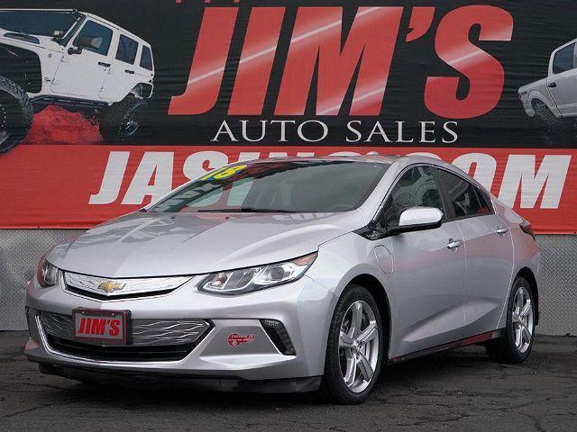 2018 Chevrolet Volt LT for sale in Harbor City, CA
