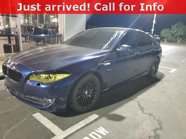 2013 BMW 5 Series 535i for sale in Watsonville, CA