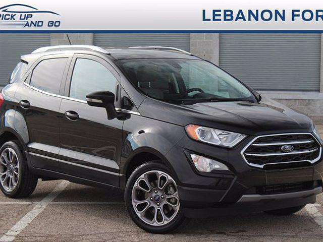 2021 Ford EcoSport Titanium for sale in Lebanon, OH