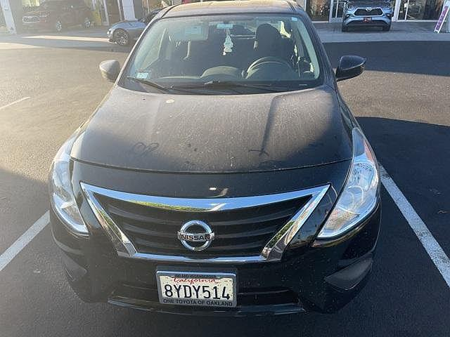2016 Nissan Versa S for sale in Oakland, CA