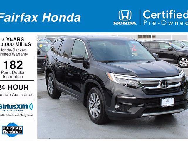 2021 Honda Pilot EX-L for sale in Fairfax, VA