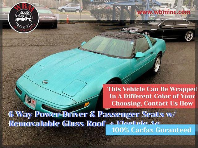1991 Chevrolet Corvette 2dr Coupe Hatchback for sale in Arlington, VA