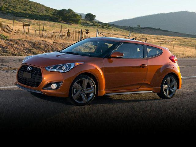 2014 Hyundai Veloster Turbo for sale in Arlington Heights, IL