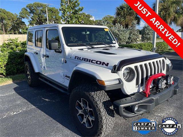 2020 Jeep Wrangler Rubicon for sale in Vero Beach, FL