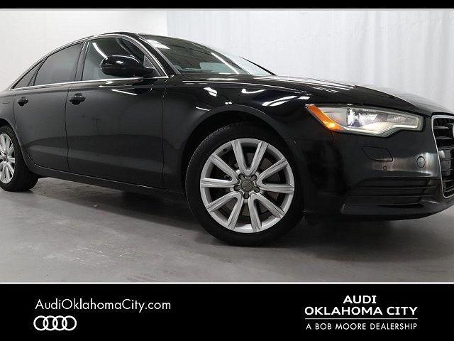 2014 Audi A6 2.0T Premium Plus for sale in Oklahoma City, OK
