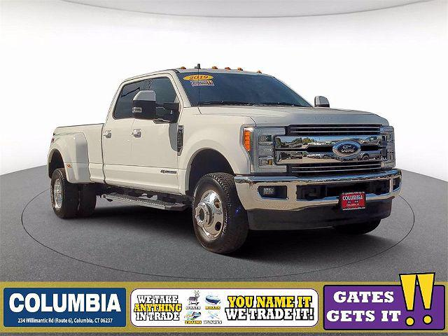 2019 Ford F-350 LARIAT for sale in Columbia, CT
