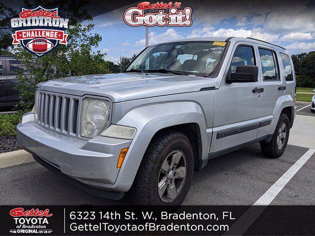2012 Jeep Liberty Sport for sale in Bradenton, FL