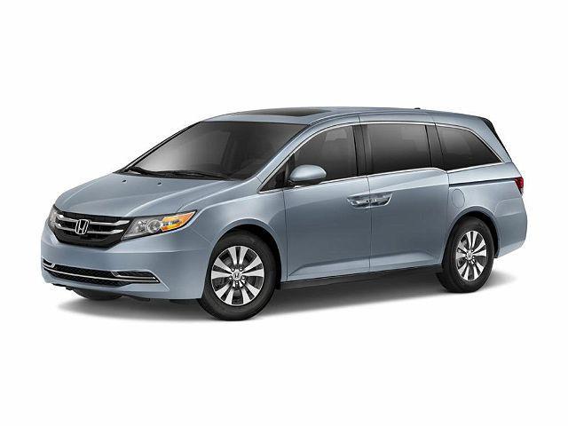 2015 Honda Odyssey EX-L for sale in Glen Burnie, MD