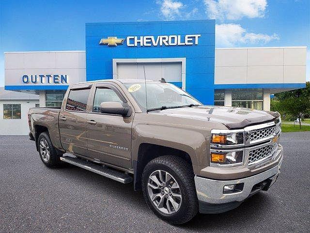 2015 Chevrolet Silverado 1500 LT for sale in Allentown, PA