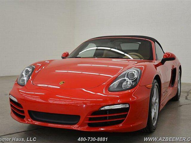2013 Porsche Boxster 2dr Roadster for sale in Mesa, AZ