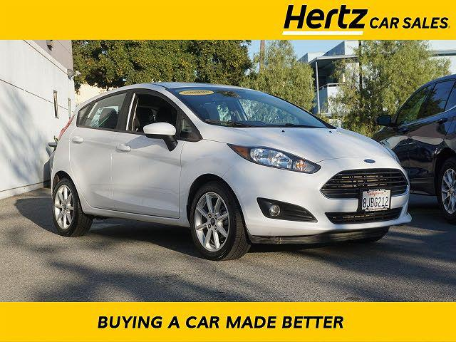 2019 Ford Fiesta SE for sale in Pasadena, CA