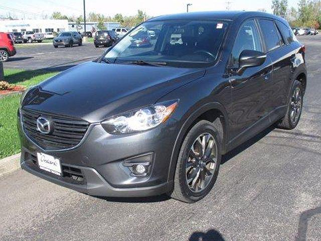 2016 Mazda CX-5 Grand Touring for sale in Canandaigua, NY