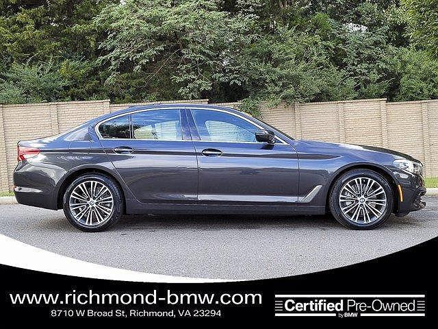 2018 BMW 5 Series 530i xDrive for sale in Richmond, VA