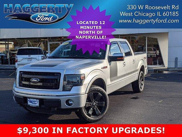 2013 Ford F-150 FX4 for sale in West Chicago, IL
