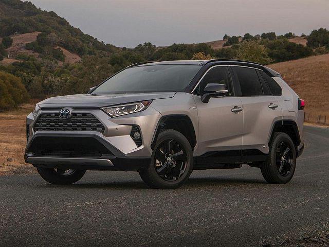 2020 Toyota RAV4 XSE for sale in Troy, MI