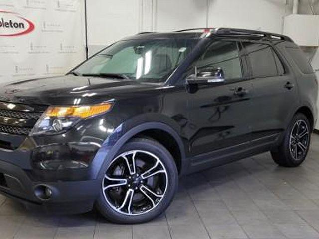 2015 Ford Explorer Sport for sale in Glenview, IL