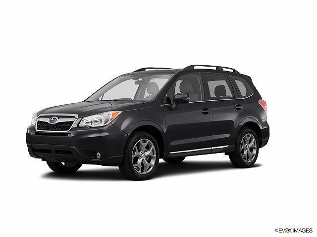 2015 Subaru Forester 2.5i Touring for sale in Libertyville, IL