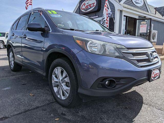 2013 Honda CR-V EX-L for sale in Barnstable, MA