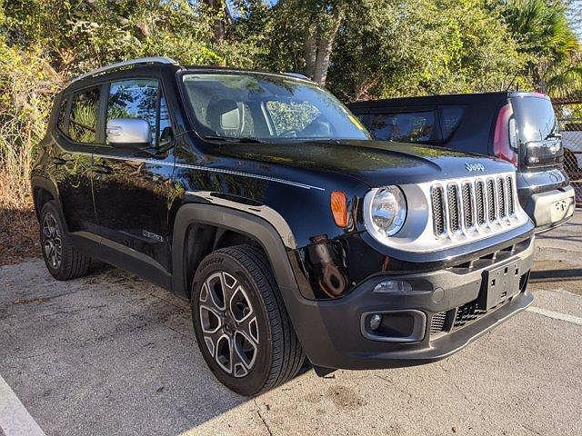 2016 Jeep Renegade Limited for sale in Crystal River, FL