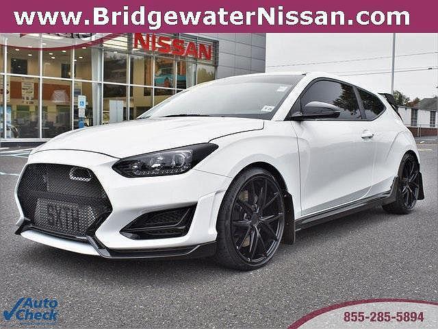 2020 Hyundai Veloster N Manual for sale in Bridgewater, NJ