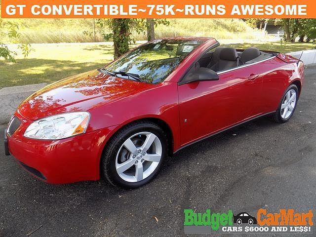 2007 Pontiac G6 GT for sale in Norton, OH