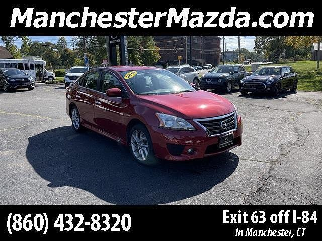 2014 Nissan Sentra SR for sale in Manchester, CT
