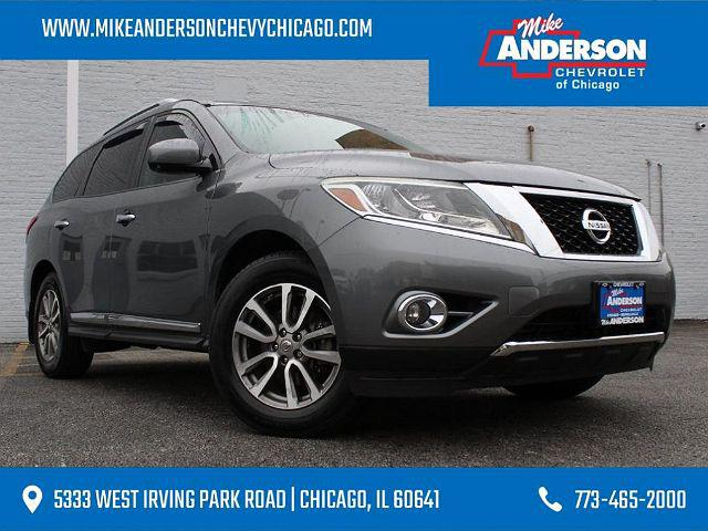 2015 Nissan Pathfinder SL for sale in Chicago, IL