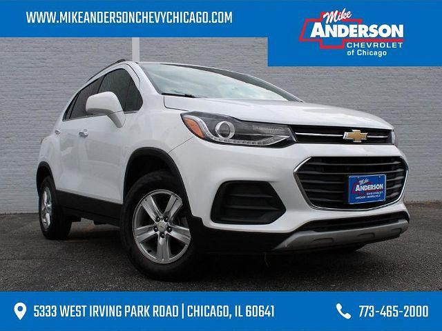 2020 Chevrolet Trax LT for sale in Chicago, IL