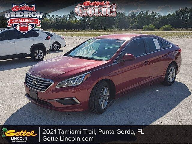 2016 Hyundai Sonata 2.4L for sale in Punta Gorda, FL