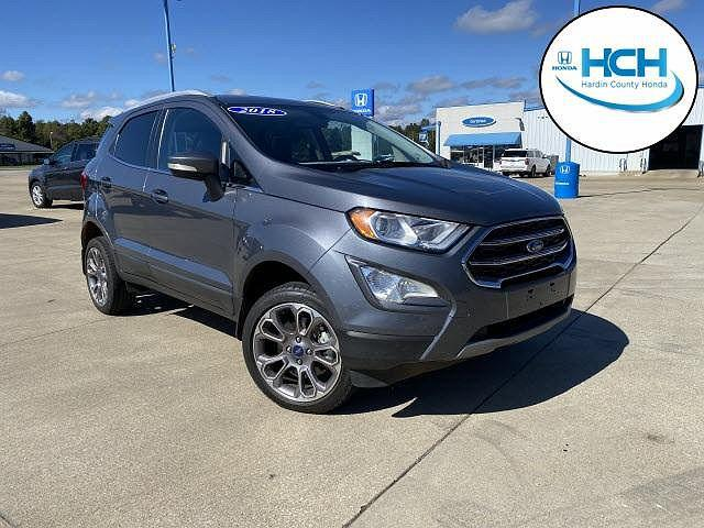 2018 Ford EcoSport Titanium for sale in Elizabethtown, KY