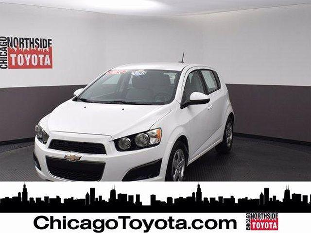 2016 Chevrolet Sonic LS for sale in Chicago, IL