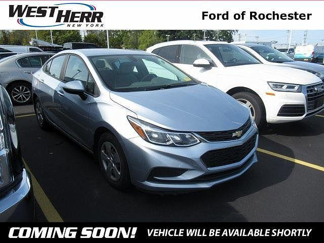 2017 Chevrolet Cruze LS for sale in Rochester, NY