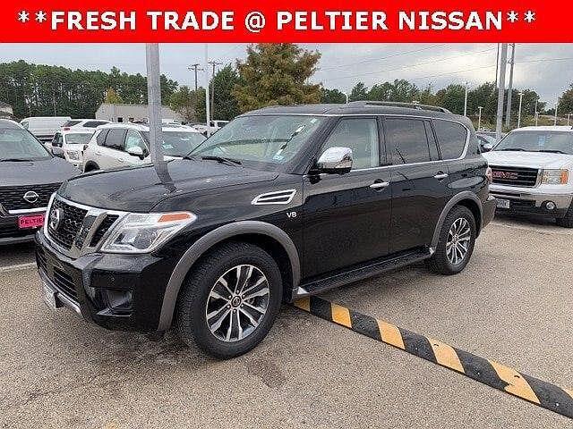 2020 Nissan Armada SL for sale in Tyler, TX