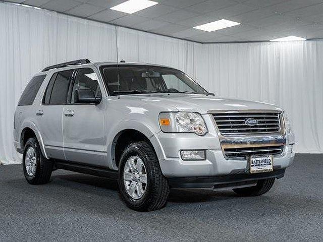 2010 Ford Explorer XLT for sale in Manassas, VA